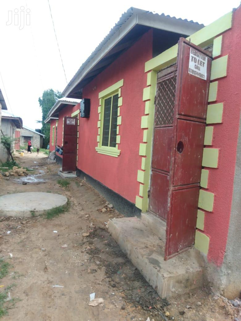 A 9 Bed Sitter House In Bamburi