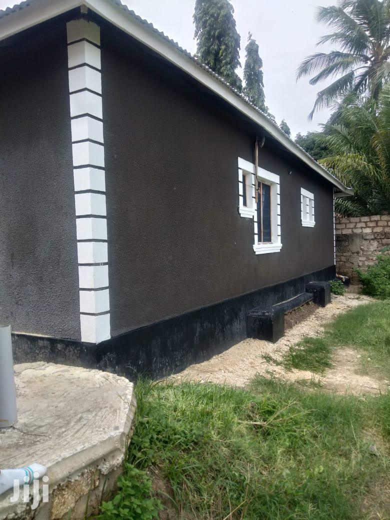 Four Bed Sitter Hous In Bamburi