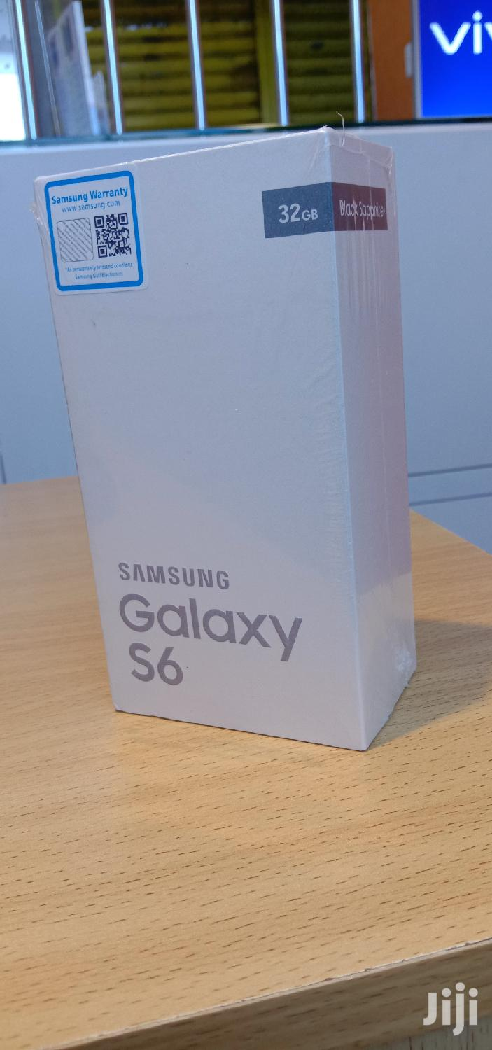 Archive: Samsung Galaxy S6 32 GB Gold