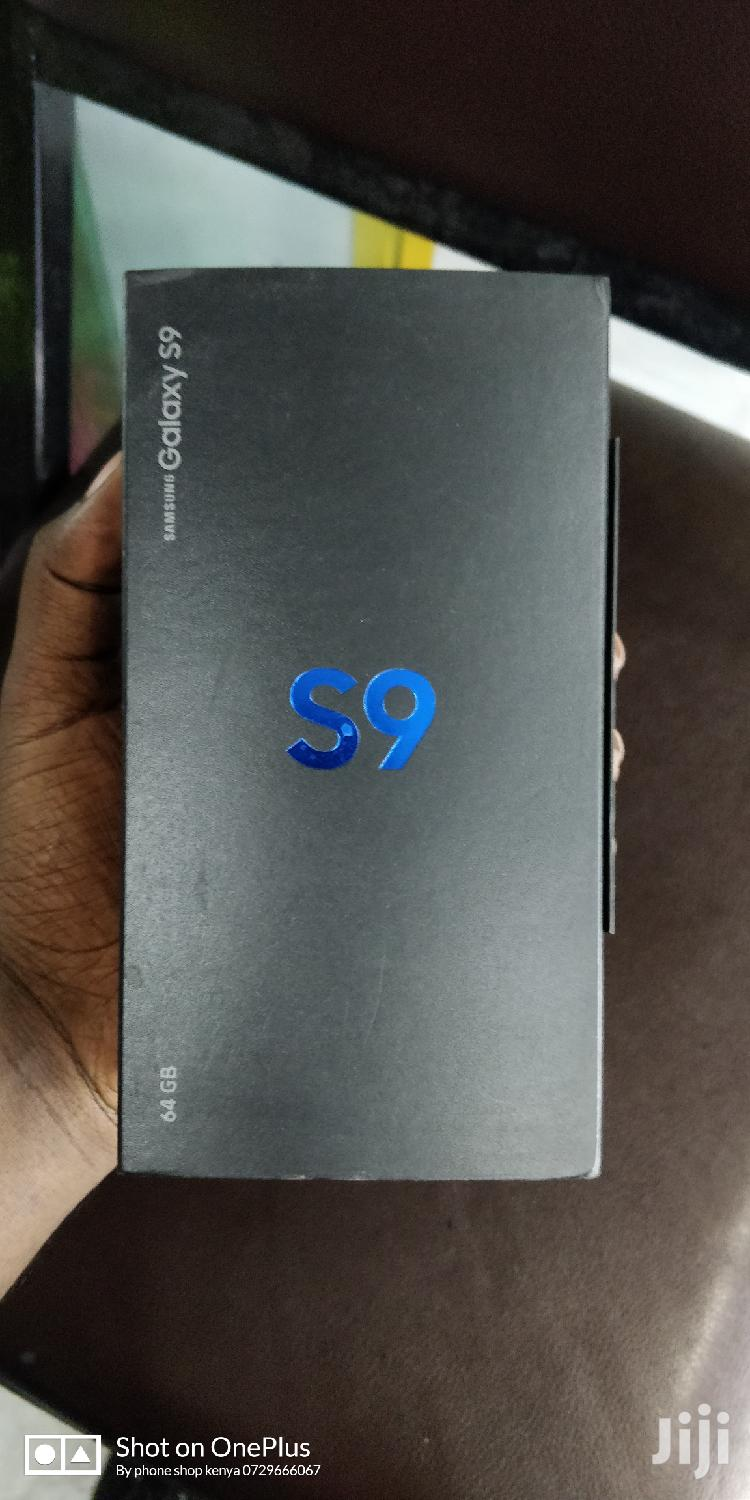 Samsung Galaxy S9 64 GB Black