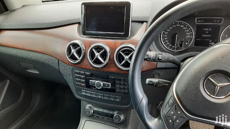 New Mercedes-Benz B-Class 2012 White | Cars for sale in Kilimani, Nairobi, Kenya