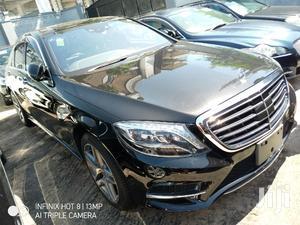 Mercedes-Benz S Class 2014 Black | Cars for sale in Mombasa, Mvita