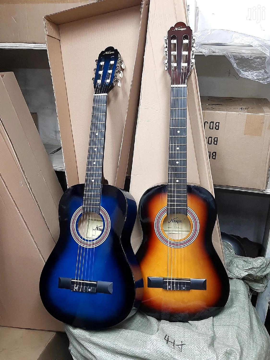 34 Inches Spanish Classical Acoustic Box Guitar