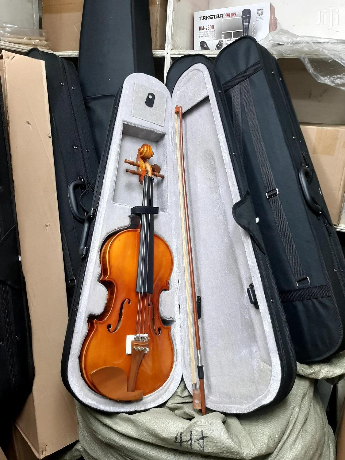 4/4 Maple Leaf Violin Usa
