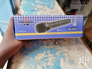 Freepower Wire Microphone 🎤