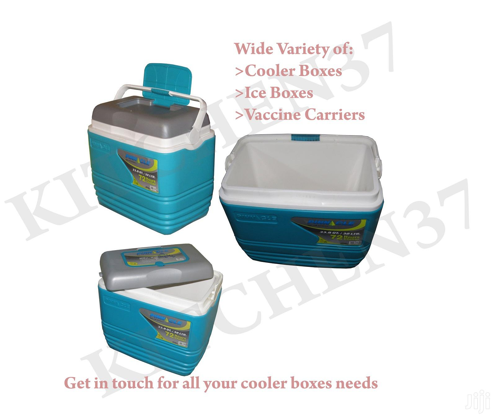 Cooler Box Ice Box Vaccine Carriers, Widest Range,All Sizes Available