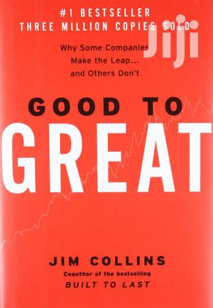 Good To Great By Jims Collins   Books & Games for sale in Nairobi, Nairobi Central