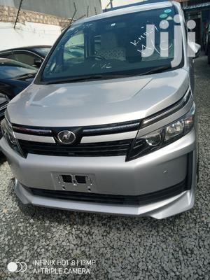Toyota Voxy 2014 Silver | Cars for sale in Mombasa, Mvita