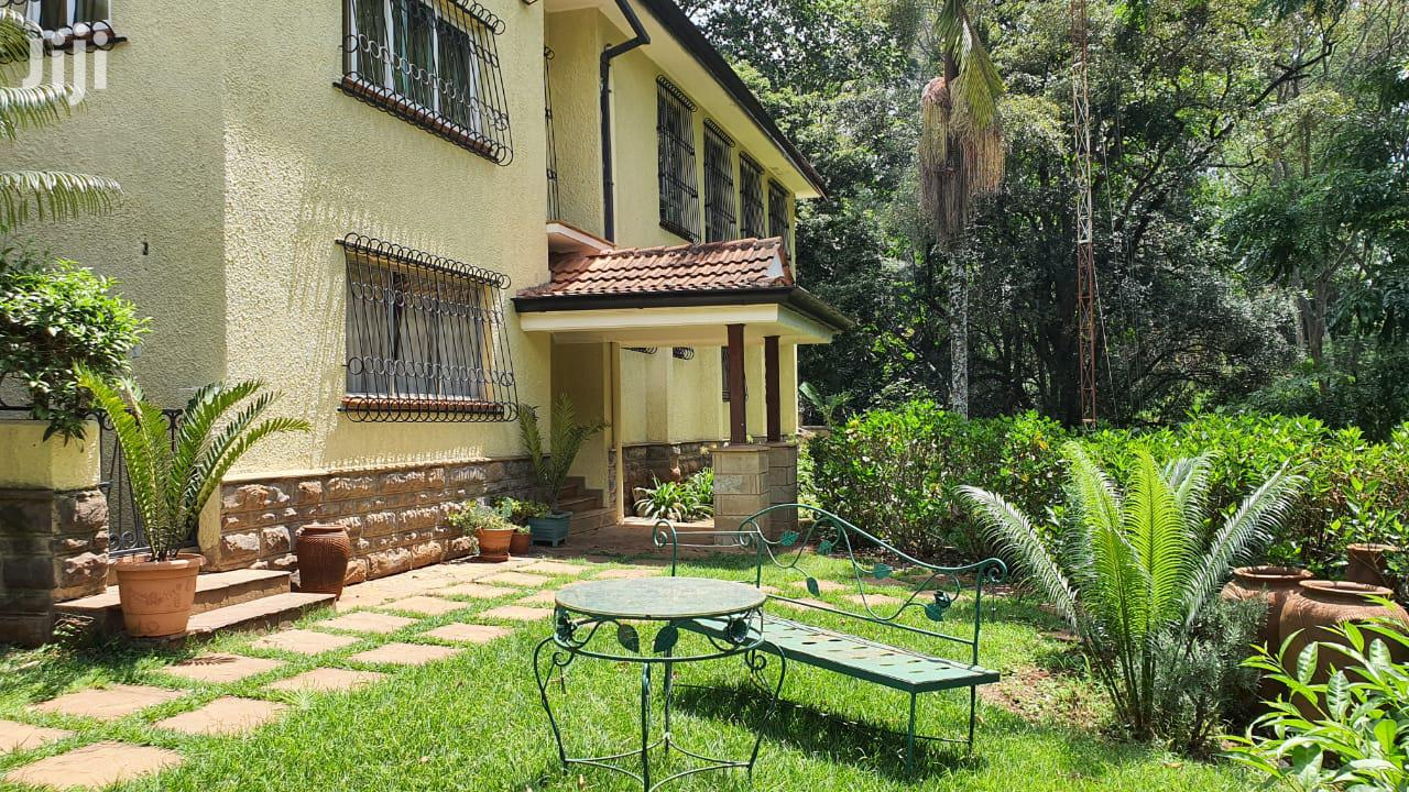 Furnished 4 Bedrooms Bungalow Muthaiga