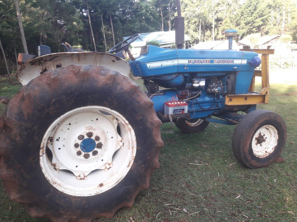 Archive: Ford 500 Tractor