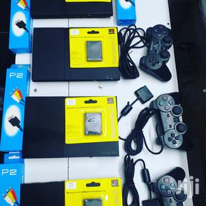 Black Playstation 2   Video Game Consoles for sale in Nairobi, Nairobi Central