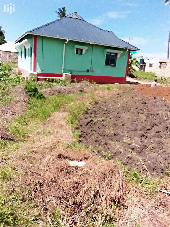 A Plot With Title Deed In Kiembeni