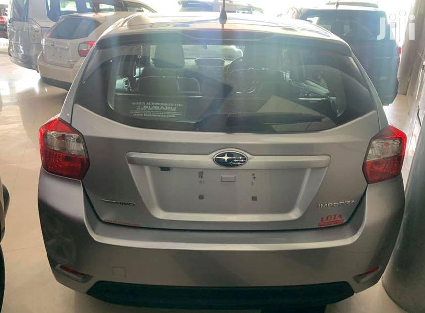 Subaru Impreza 2012 Gray | Cars for sale in Parklands/Highridge, Nairobi, Kenya