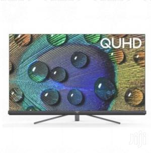 """Tcl Smart Android QUHD 55""""C8 