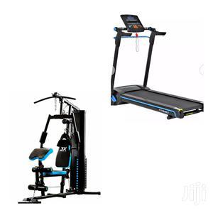 Offer! Treadmills + Home Gym Station | Sports Equipment for sale in Nairobi, Karen