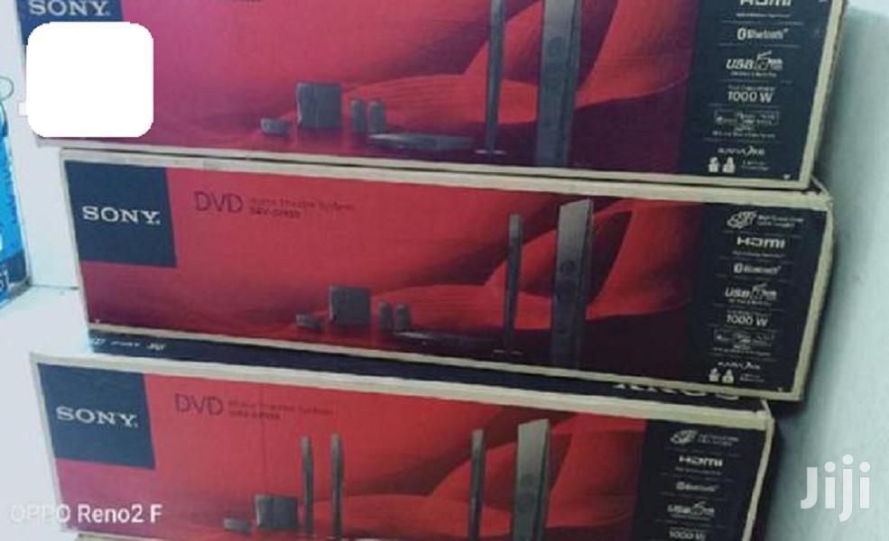 Sony DAV-DZ650 DVD Home Theatre System