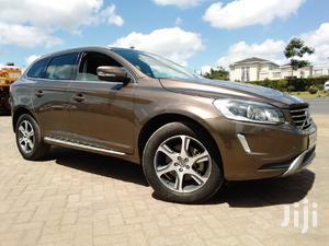 Volvo XC60 2014 Brown