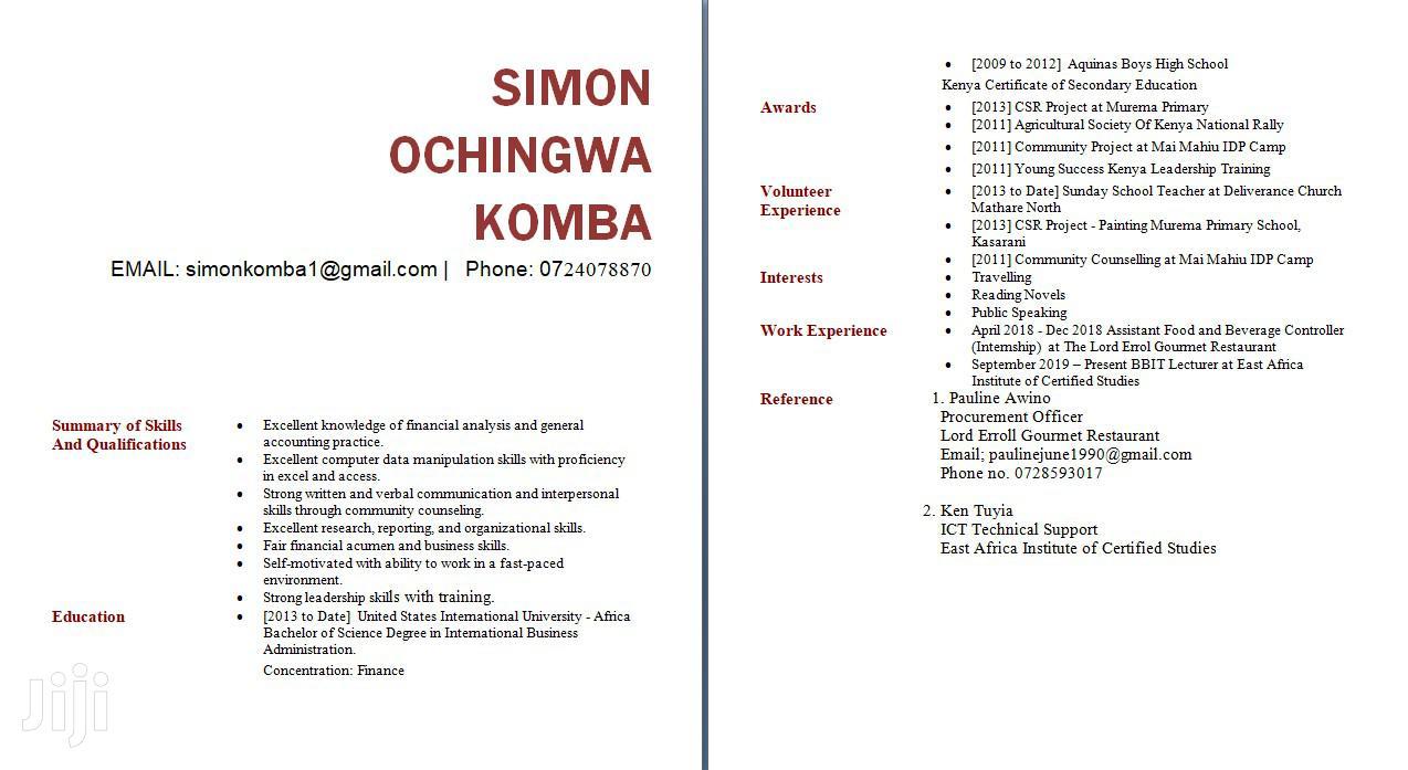 Komba Simon Ochingwa