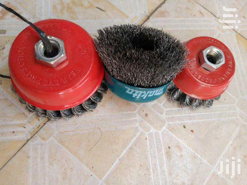 Cup Brush Available