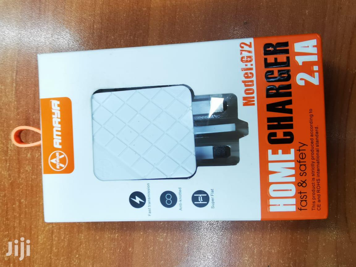 Amaya Fast Charger | Accessories for Mobile Phones & Tablets for sale in Nairobi Central, Nairobi, Kenya