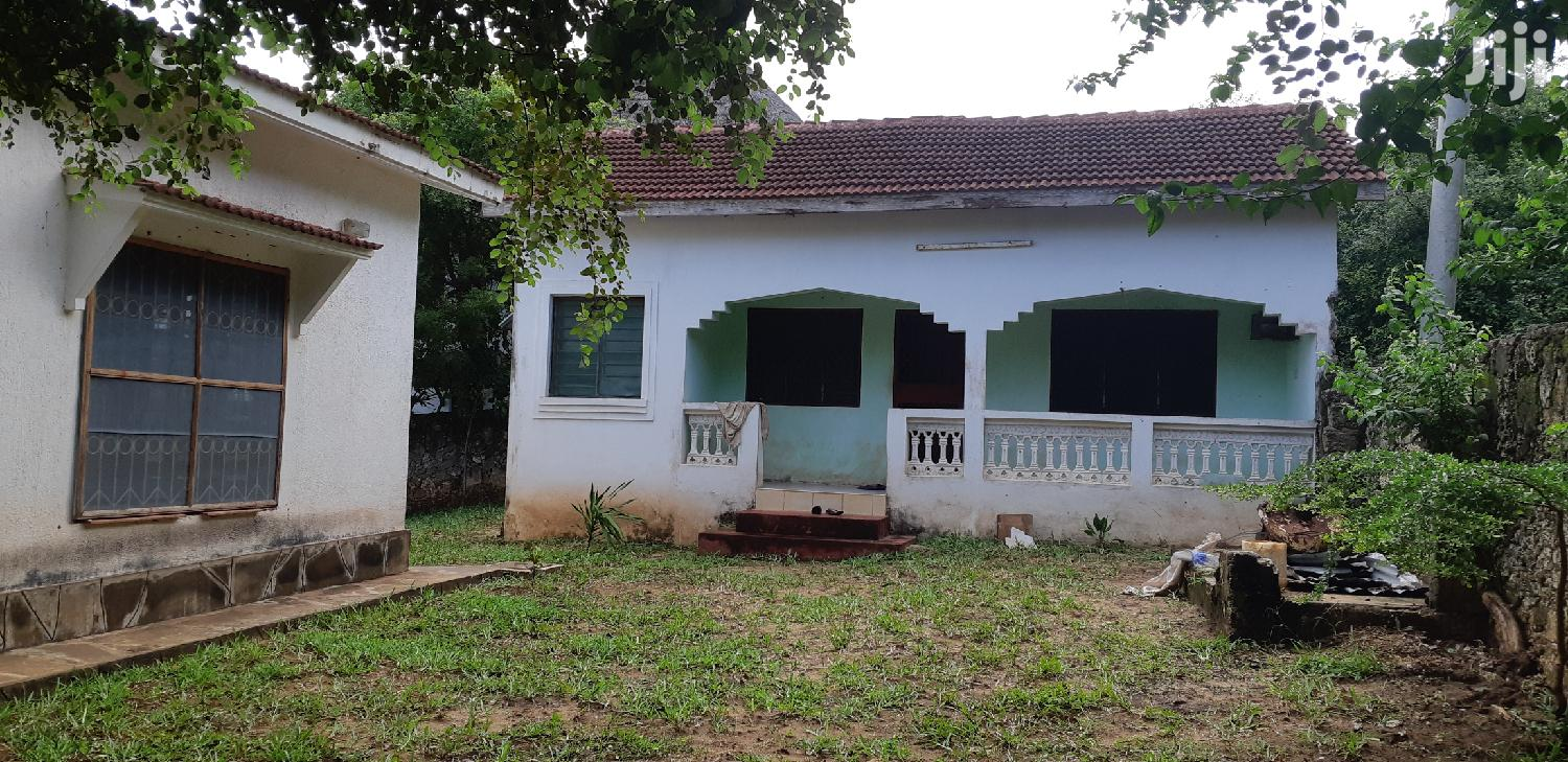 Kilifi Town Sea Front Own Compound 3bedroom House