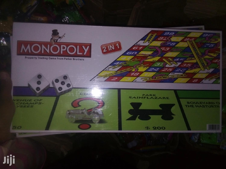 Monopoly &Snakes 2-in-1 | Books & Games for sale in Nairobi Central, Nairobi, Kenya