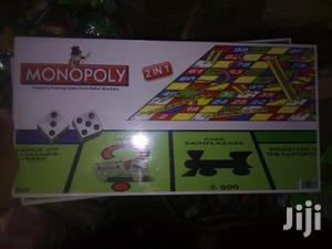Monopoly &Snakes 2-in-1 | Books & Games for sale in Nairobi, Nairobi Central