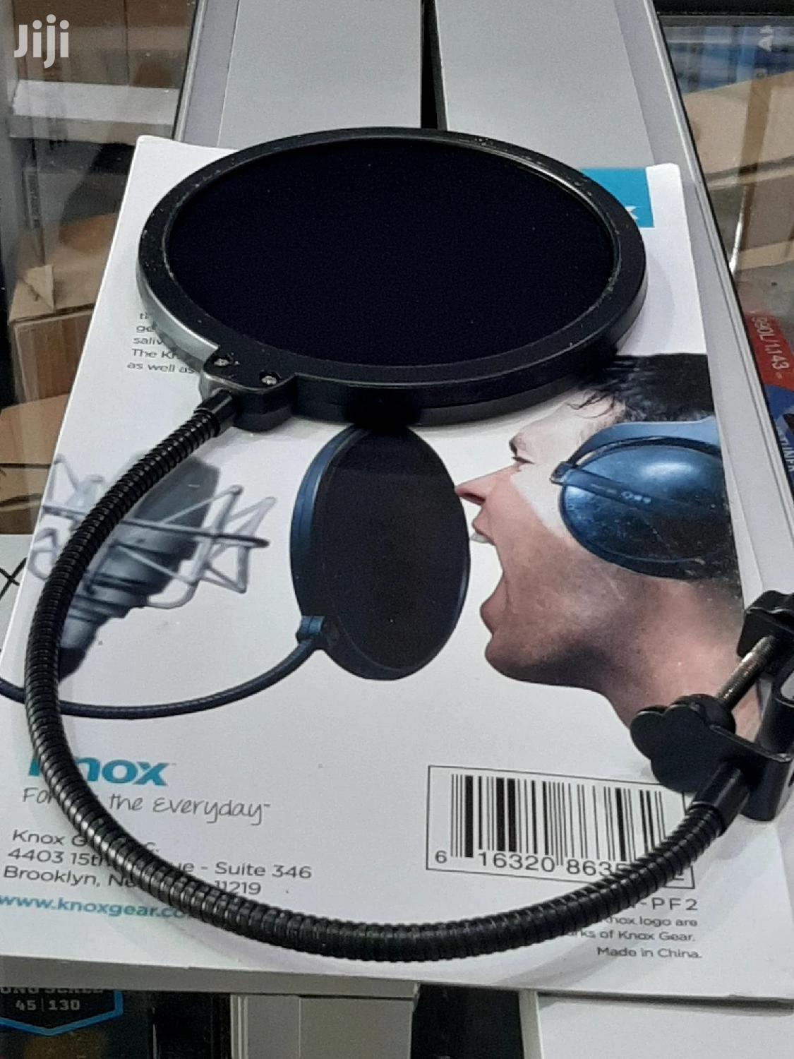 Studio Pop Filter/Sound Filter
