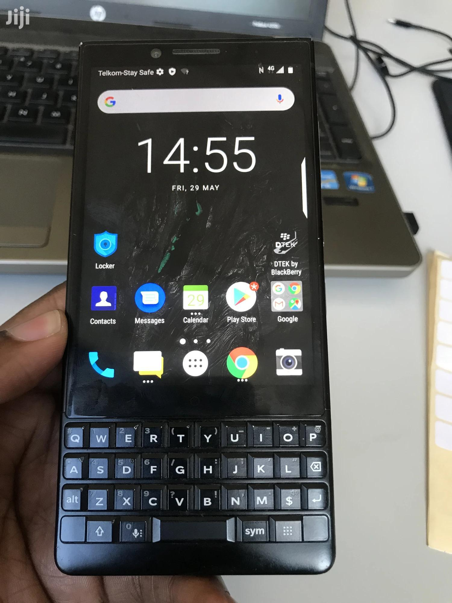 Archive: BlackBerry KEY2 128 GB Black