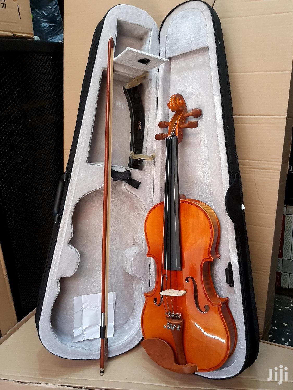 Original 4/4 Maple Leaf Violin Usa
