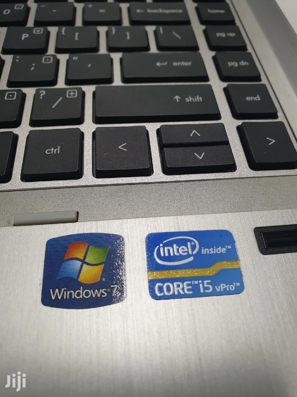 Laptop HP EliteBook 8460P 4GB Intel Core I5 HDD 320GB | Laptops & Computers for sale in Nairobi Central, Nairobi, Kenya