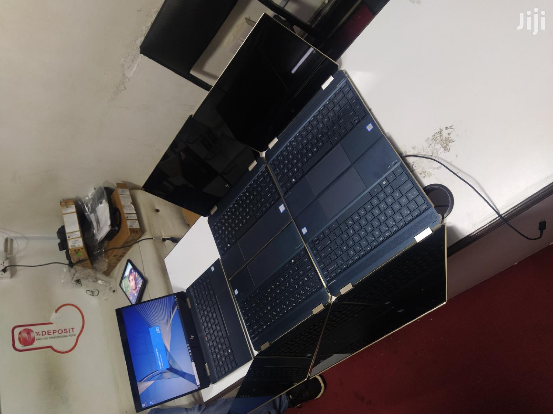 New Laptop HP Spectre X360 13 16GB Intel Core i7 SSD 512GB