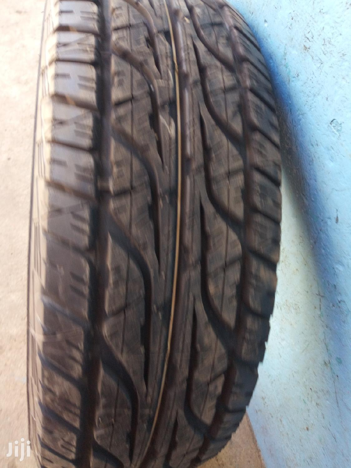 265/60 R18 Dunlop AT3 Made In Thailand