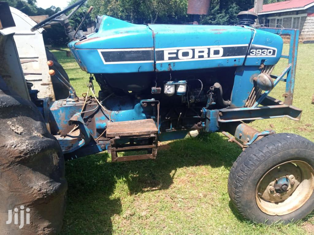 Archive: Ford 3930 Tractor