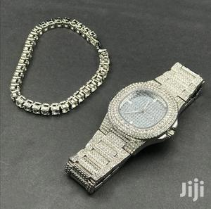 Iced Out Watch PATEK PHILIPPE | Watches for sale in Nairobi, Nairobi Central