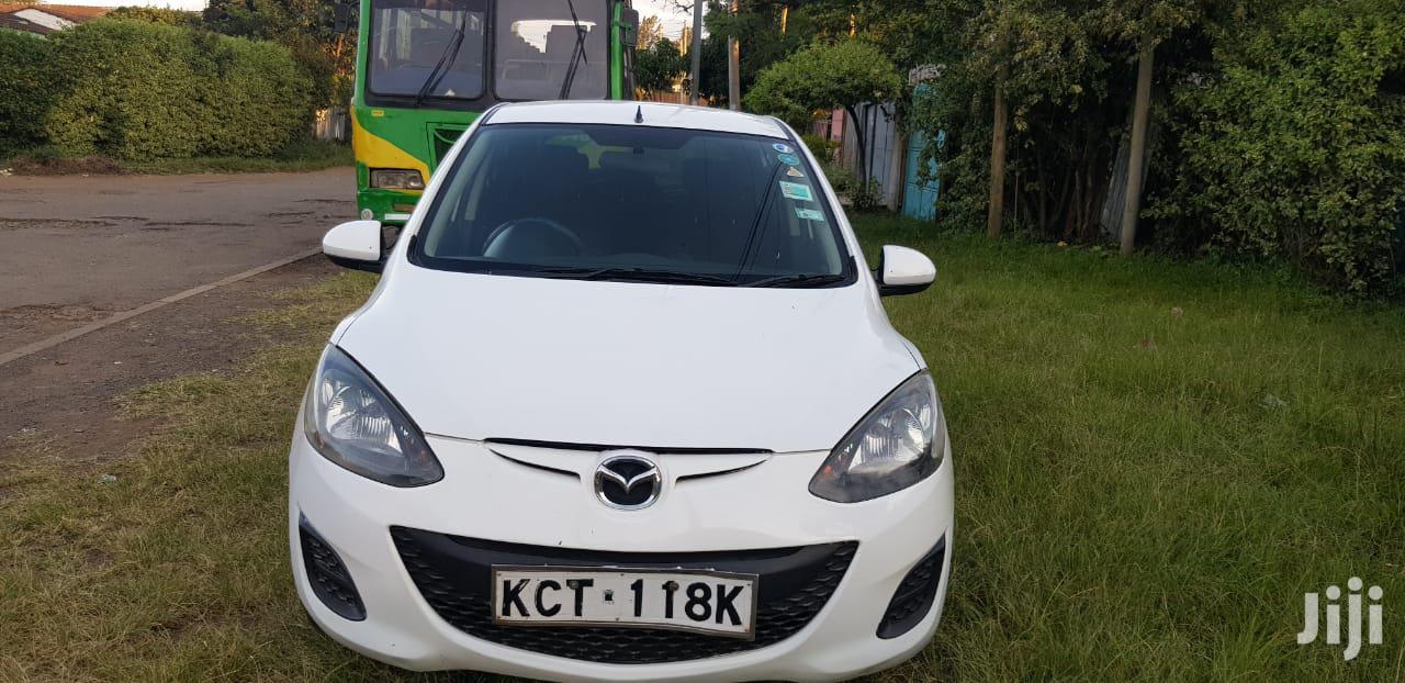 Mazda Demio 2011 White | Cars for sale in Nairobi Central, Nairobi, Kenya
