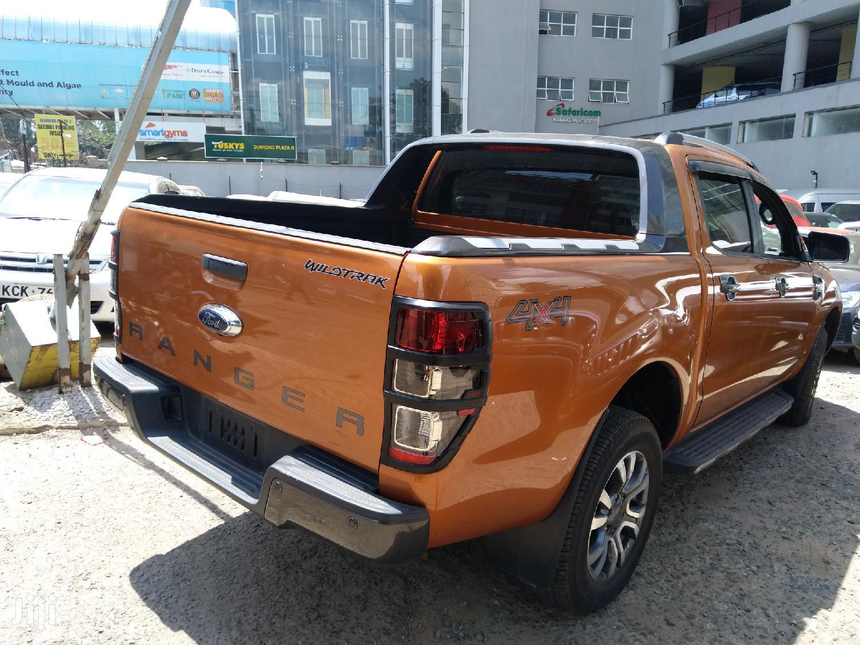 Ford Ranger 2015 Orange   Cars for sale in Parklands/Highridge, Nairobi, Kenya