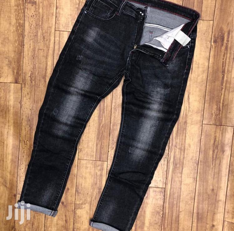 Plain Jeans Available