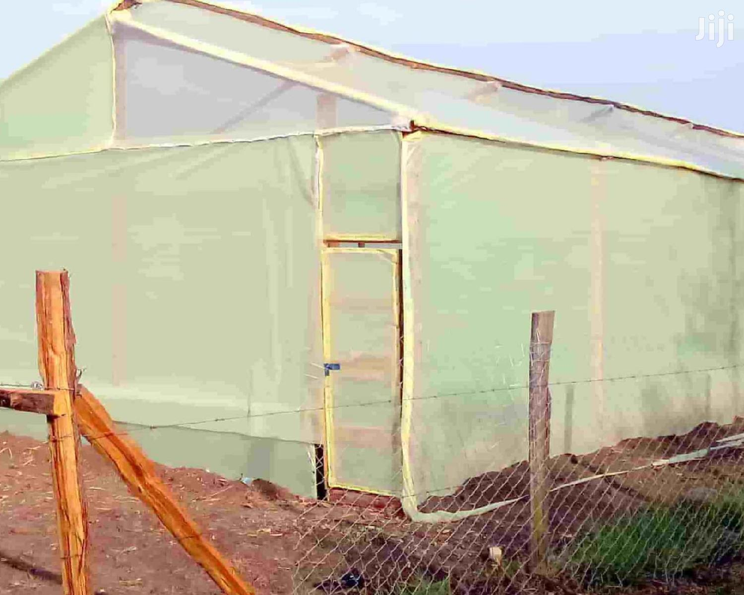 Archive: Low Cost Greenhouse Hydroponics Farming