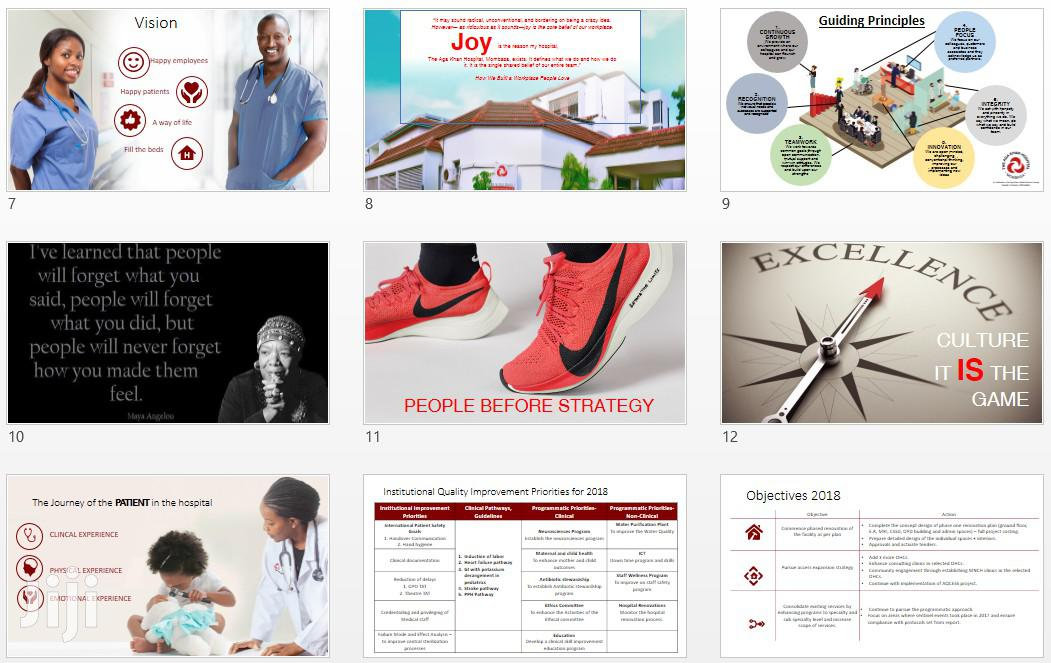 Archive: Professional High Level - Reports, Presentations, Graphics Design