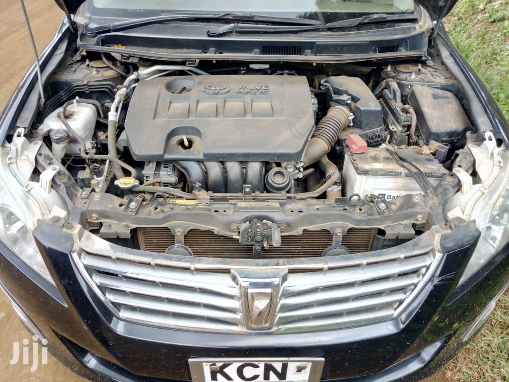 Toyota Premio 2012 Black | Cars for sale in Eldoret CBD, Uasin Gishu, Kenya