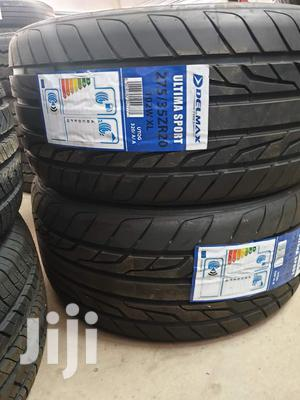275/35zr20 Delmax Tyre's Is Made in China   Vehicle Parts & Accessories for sale in Nairobi, Nairobi Central