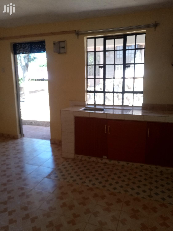 One Bedroom 50meters From Masai Road Junction.