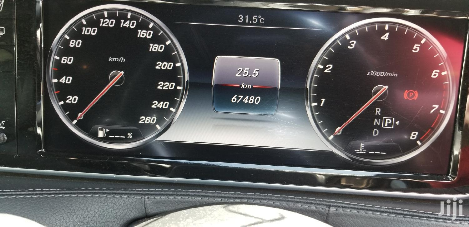 Archive: Mercedes-Benz S Class 2014 Gray
