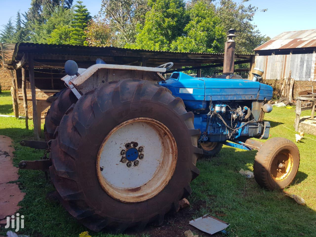 Archive: Ford 6610 Tractor