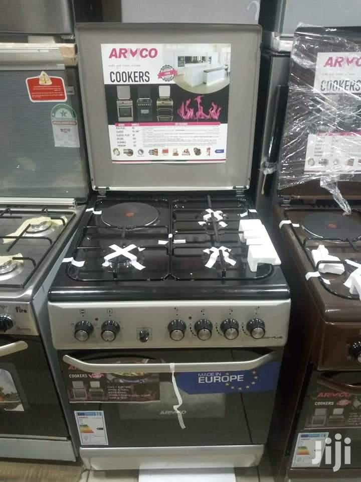Armco Standing Cooker 3gas 1electric With Electric Oven