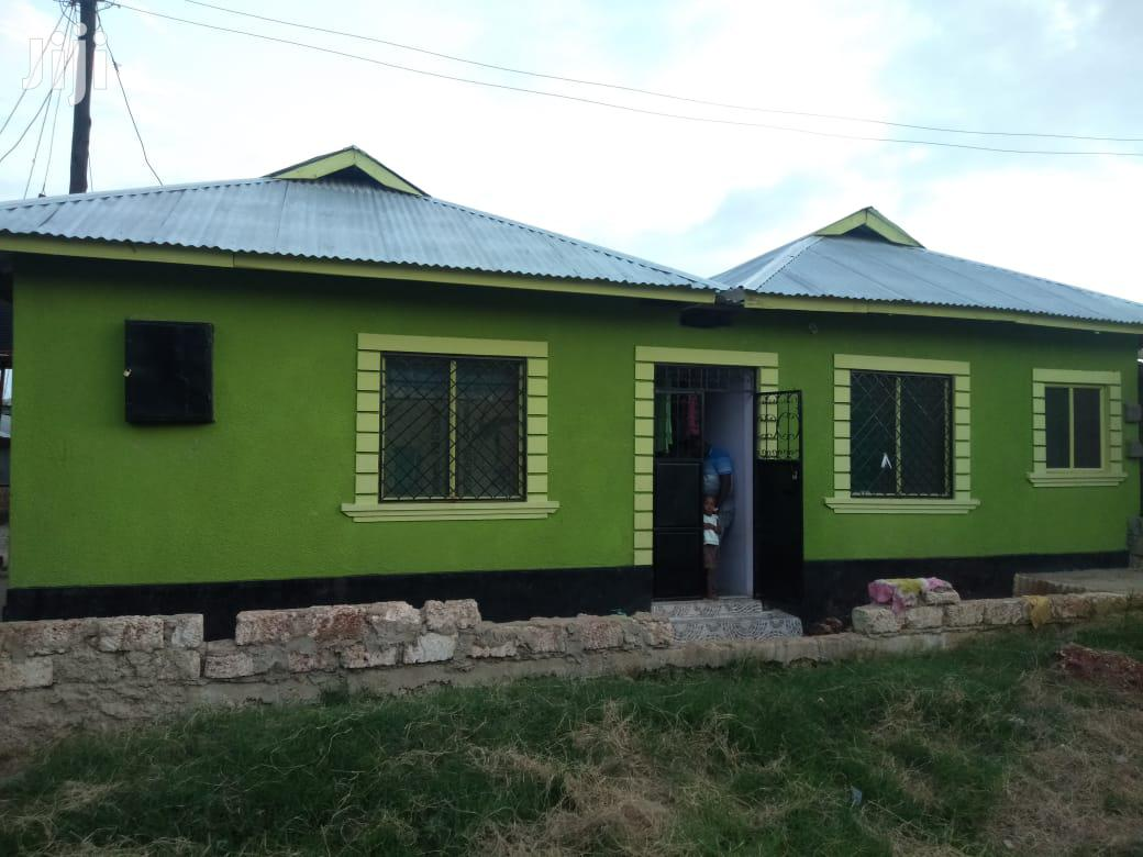A Four Bedsitter House On A Land With A Title Deed | Houses & Apartments For Sale for sale in Bamburi, Mombasa, Kenya