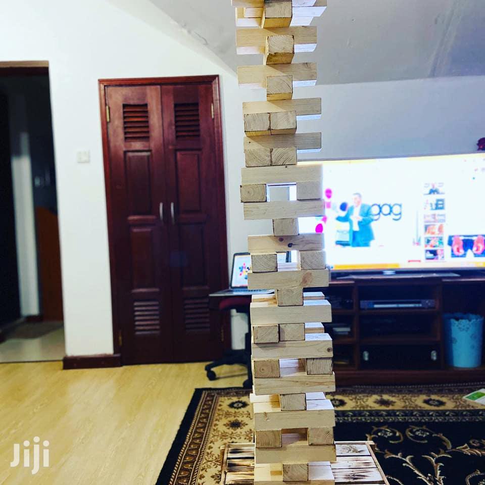 36inch [Diy] Jenga | Books & Games for sale in Kahawa, Nairobi, Kenya
