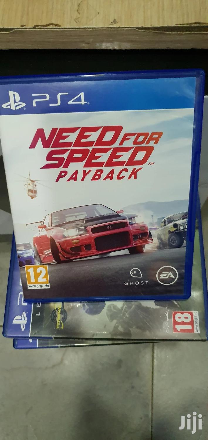 Need For Speed Payback Ps4 ,Nfs Payback