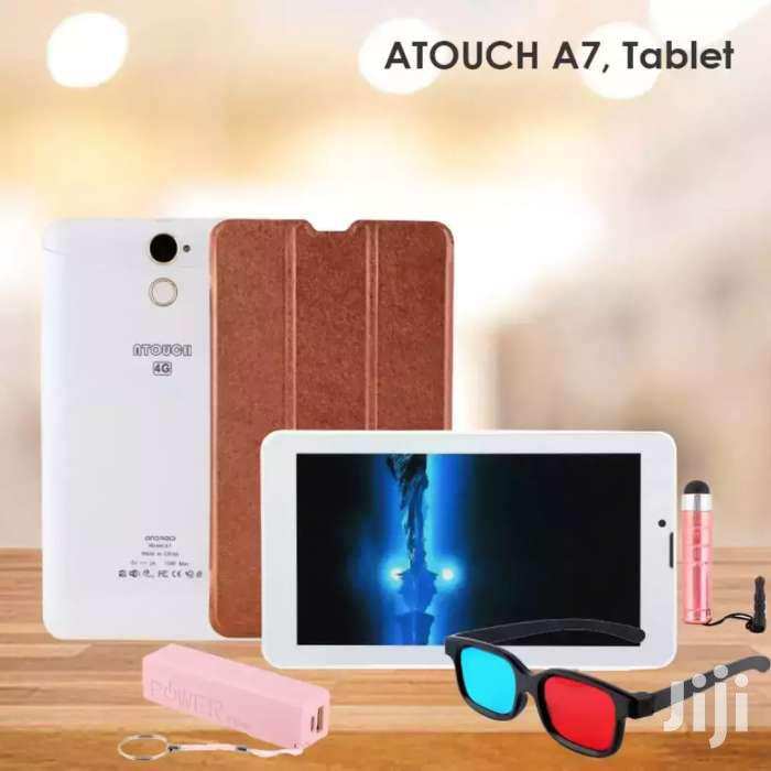 Archive: KID,S TABLET ATOUCH A7+ 4G Brand New Pay On Delivery